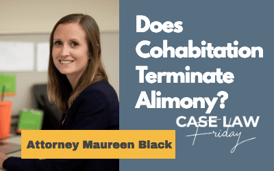 Do I Have to Pay Alimony if My Ex is Living With Someone?