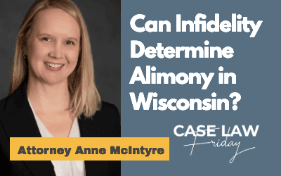 Does Cheating Affect Alimony?
