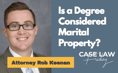 Is a Degree Considered Marital Property in a Divorce?