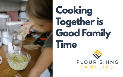 Benefits of Cooking Together as a Family