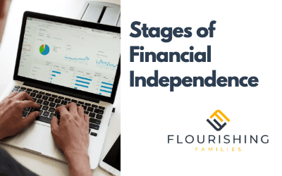 The Stages of Financial Independence