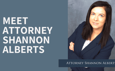 Meet Attorney Shannon Alberts