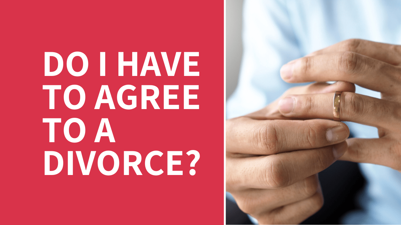 Agree to a Divorce